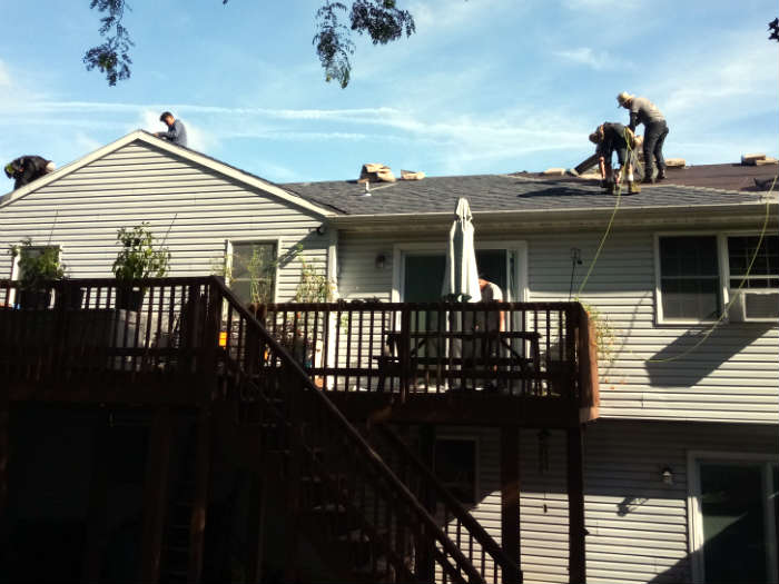 Roof Replacement in Hanover PA by Hanover Roofing Systems Inc.